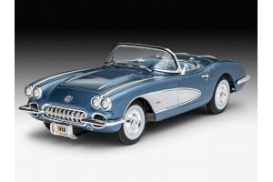 '58 Corvette Roadster (1:25) - 07037
