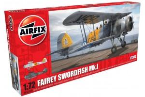 Fairey Swordfish Mk.I (1:72) - A04053A