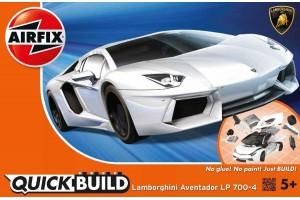 Quick Build - Lamborghini Aventador - J6019