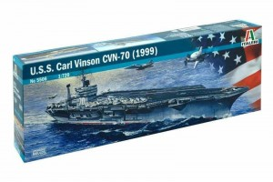 U.S.S. CARL VINSON CVN-70 (1999) (1:720) - 5506