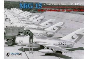 Obtlačky - Mig-15, CsAF (1:32) - 32009