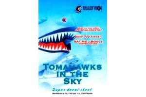 Obtlačky - Tomahawk In the Sky (1:32) - 32007
