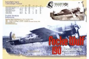 Obtlačky - FW-190 F8 (1:32) - 32005