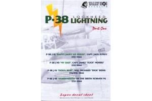 Obtlačky - P-38 Lighting, part 1 (1:48) - 48032