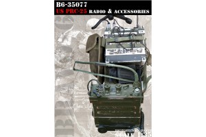 U.S. Radio PRC-25 - 35077