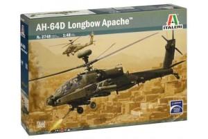 AH-64D LONGBOW APACHE (1:48) - 2748