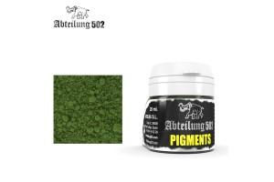 Čerstvá machově zelená (Fresh moss Green) - P049