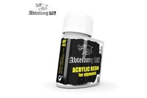 Akrylová živica (Acrylic Resin for Pigments) - P032