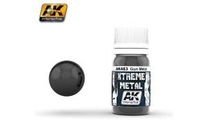 483: XTREME METAL GUN METAL
