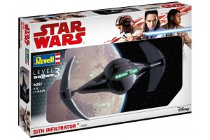 SW - Sith Infiltrator  (1:257) - 03612