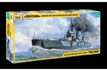 "Russian Battleship ""Poltava"" (1:350) - 9060"