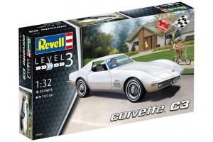 Corvette C3 (1:32) - 07684