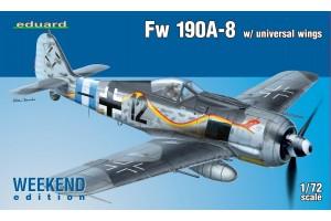 Fw 190A-8 s univerzálnym krídlom (1:72) - 7443