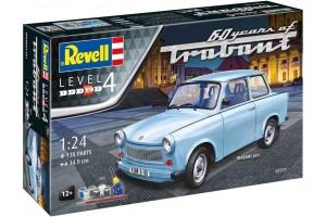 Trabant 601S 60 Years of Trabant (1:24) - 07777
