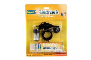 Airbrush Spray Gun 29702 - starter class - stříkací pistole + Airbrush Power