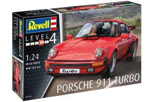 Porsche 911 Turbo (1:25) - 07179