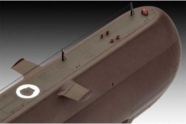 Plastic ModelKit ponorka 05153 - Submarine Class 214 (1:144)
