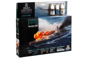 World of Warships - Admiral Graf Spee (1:720) - 74003
