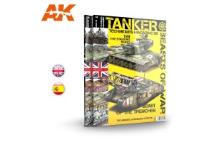 TANKER ISSUE 08 BEASTS OF WAR - AK4832
