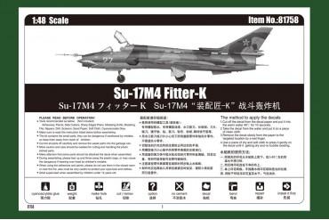 Su-17M4 Fitter-K (1:48) - 81758