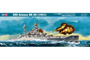 USS Arizona BB-39 1941 (1:350) - 86501