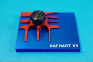 Rafhart V5 - ohýbačka fotoleptaných dielov