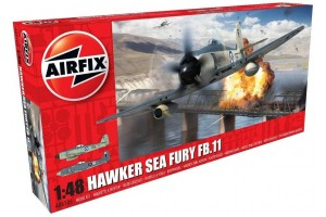 Hawker Sea Fury FB.II (1:48)  - A06105
