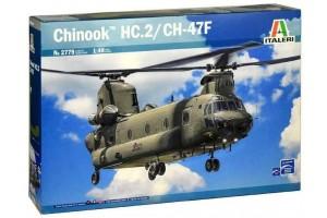 CHINOOK HC.2 CH-47F (1:48) - 2779