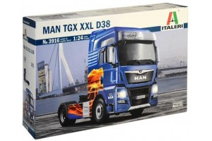 MAN TGX XXL D38 (1:24) - 3916