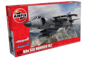 BAe Sea Harrier FA2 (1:72) - A04052A