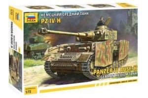 Panzer IV Ausf.H (1:72) - 5017