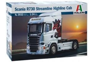 Scania R730 Streamline Highline Cab (1:24) - 3932