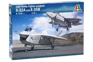 JSF Program X-32A and X-35B (1:72) - 1419