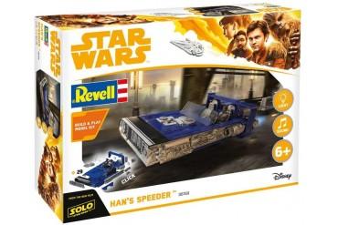 Build & Play SW - Han's Speeder - 06769