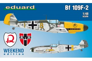 Bf 109F-2 (1:48) - 84147
