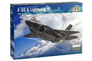 F-35 A LIGHTNING II CTOL version (1:72) - 1409