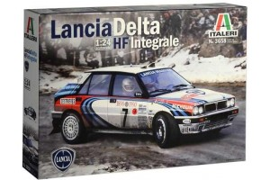 Lancia Delta HF Integrale (1:24) - 3658