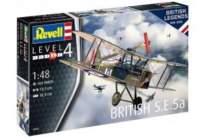 100 Years RAF: British S.E. 5a (1:48) - 03907