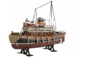 Harbour Tug Boat (1:108) - 65207