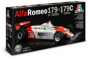 Alfa Romeo 179 - 179C (1:12) - 4704