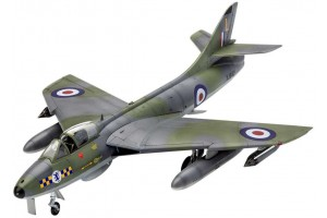 100 Years RAF: Hawker Hunter FGA.9 (1:72) - 63908