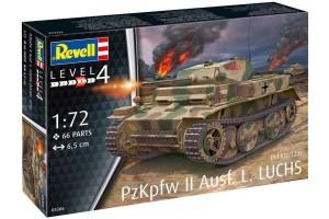 PzKpfw II Ausf.L LUCHS  (Sd.Kfz.123) (1:72) - 03266