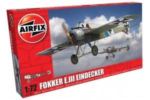 Fokker E.III Eindecker (1:72) - A01087