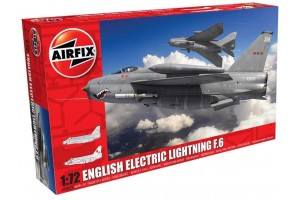 English Electric Lightning F6 (1:72) - A05042A