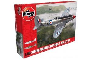 Supermarine Spitfire F.Mk22/24 (1:48) - A06101A