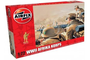 WWII Afrika Corps (1:72) - A00711