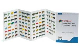 Převodník barev Humbrol