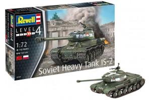 Soviet Heavy Tank IS-2 (1:72) - 03269