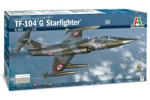 TF-104 G Starfighter (1:32) - 2509