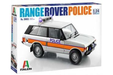 Police Range Rover (1:24) - 3661